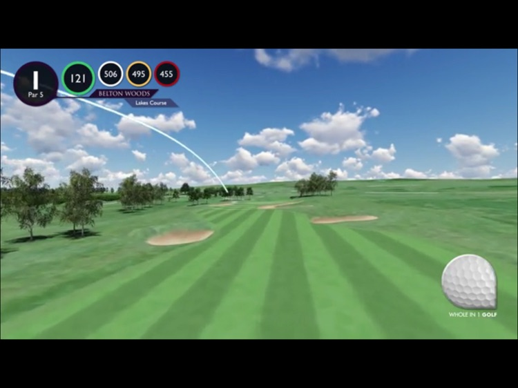QHotels: Belton Woods - Buggy screenshot-3
