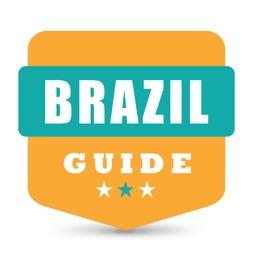 Brazil travel guide and offline map - metro sao paulo subway Rio de Janeiro