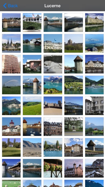 Lucerne Offline Map Travel Explorer screenshot-4