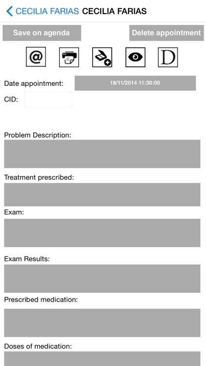 My Patients Mobile screenshot-3