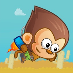 Baby Monkey Adventure  2016 - Run & Jump