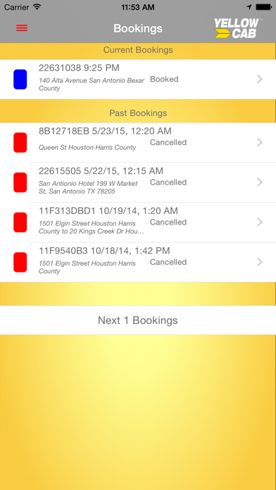 Hailacab San Antonio screenshot four