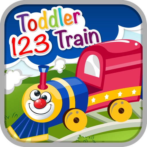 Toddler 123 Train