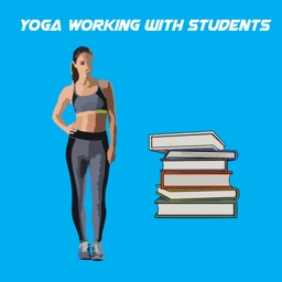Yoga Working with Students