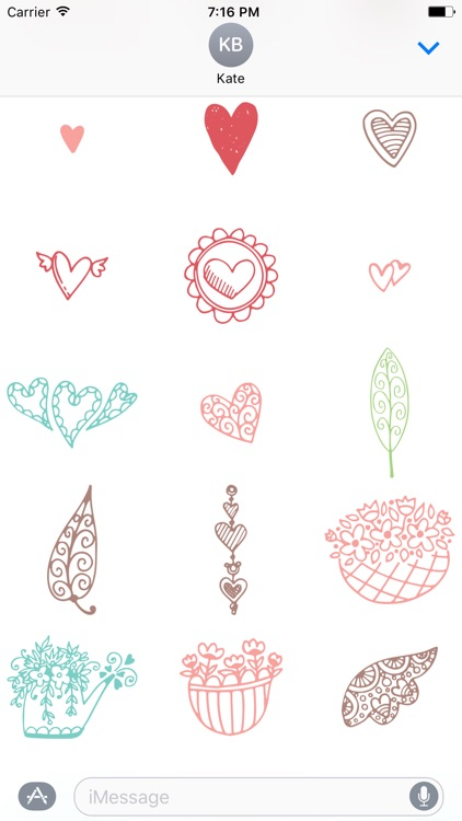 Wedding Doodles screenshot-4