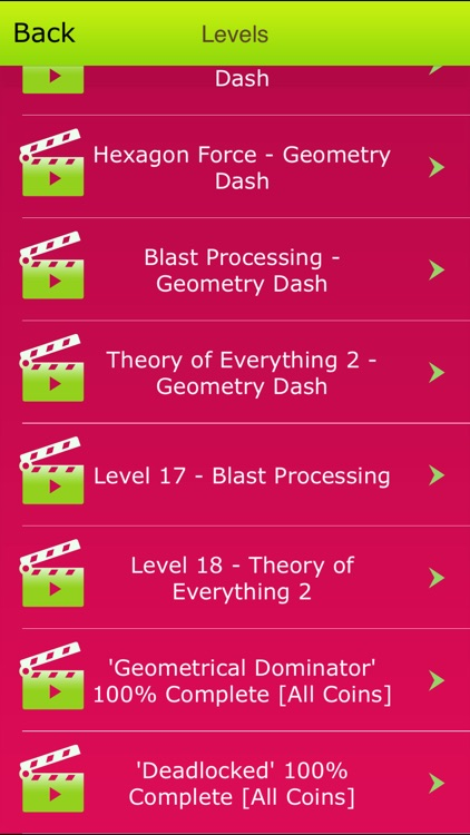 Comprehensive Level Guide for Geometry Dash