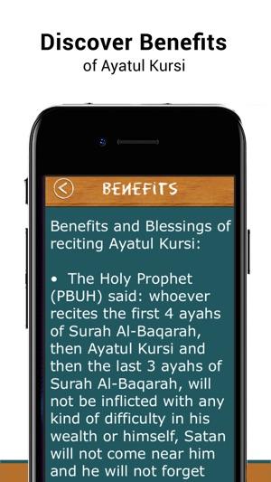 Learn Ayatul Kursi on the App Store