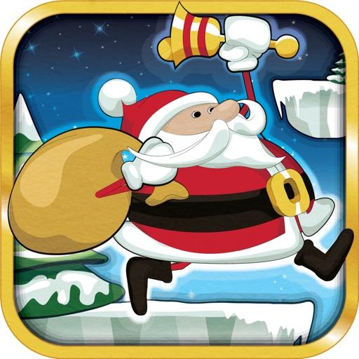 Amazing Santa Run - Christmas game for kid