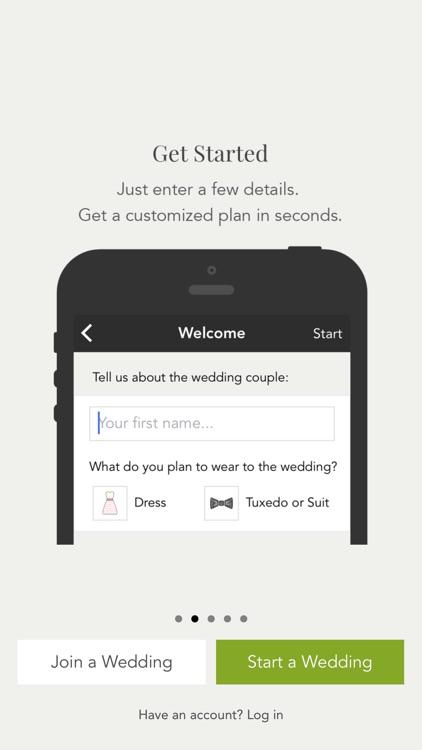 WeddingHappy - Wedding Planner screenshot-4