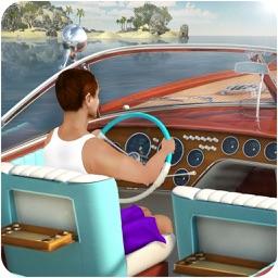 Driving Boat Simulator – Ship Parking & Sailing
