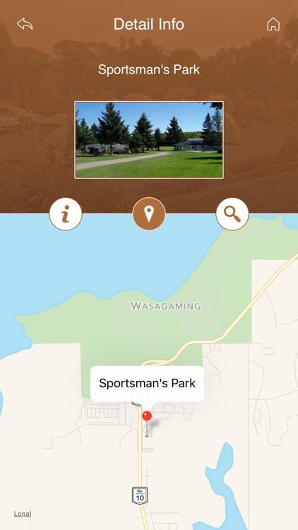 Manitoba Camping Locations screenshot-3