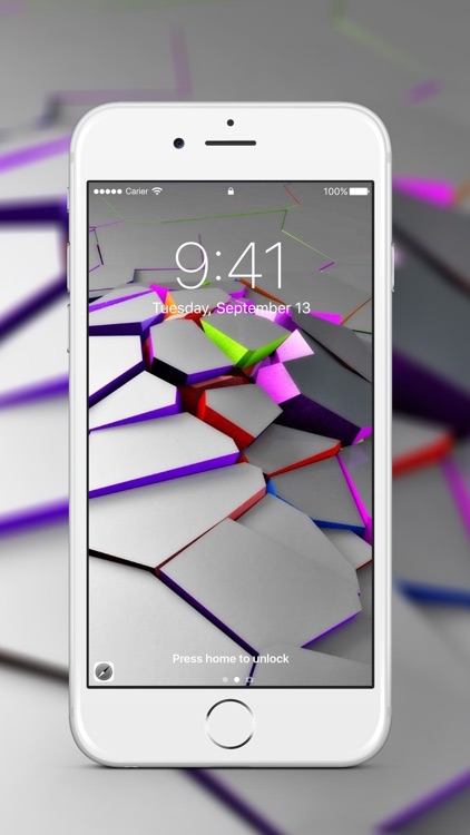 Wallpapers and Theme Designer