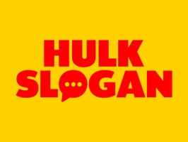 Step up your phrase game with the Hulk Slogan sticker pack for iMessage