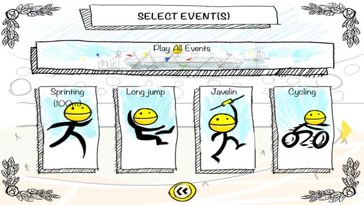 Doodle Summer Games