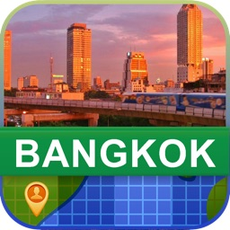 Offline Bangkok, Thailand Map - World Offline Maps