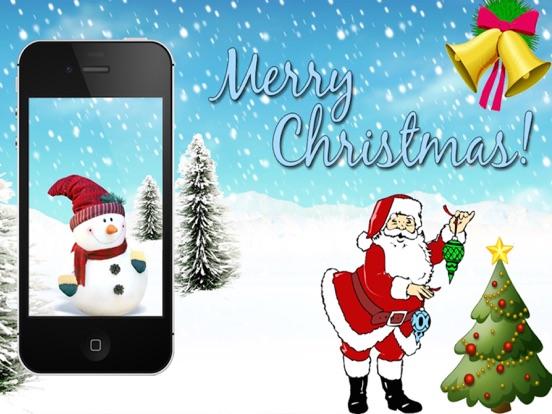 screenshot 3 for santa claus maker greeting card christmas 2017