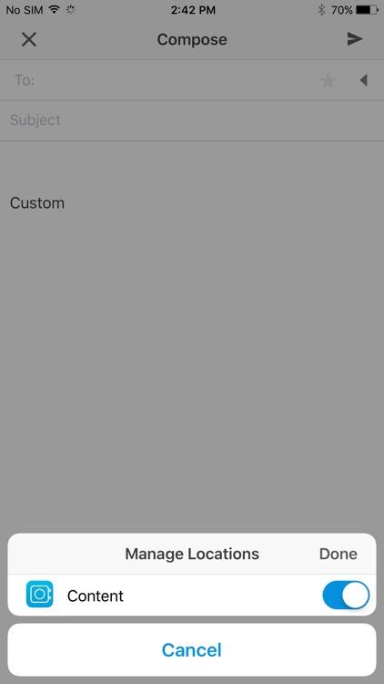 VMware Content Locker screenshot-3