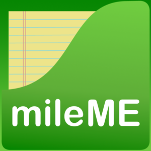 mileME Automatic Mileage Log app