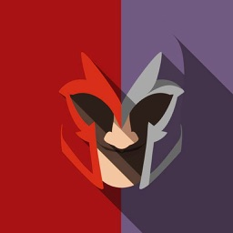 Magneto Helmet Wallpaper