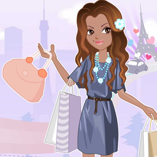 Shopaholic Paris - A Free Game for Girls on