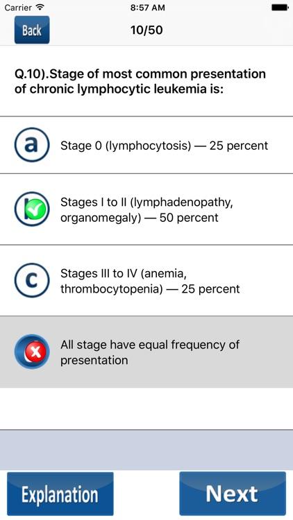 Hematology Quiz Questions Pro by Raju Shreewastava