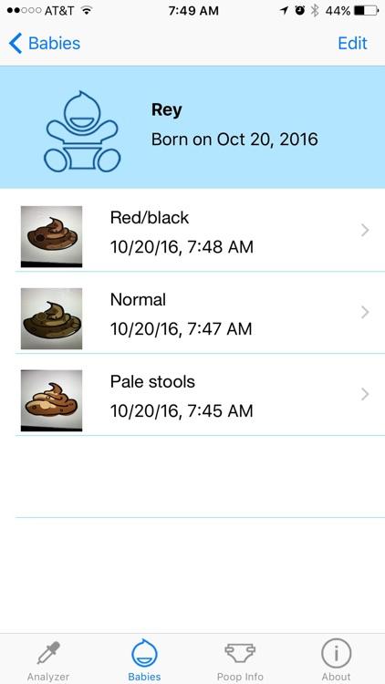 PoopMD+ screenshot-3