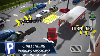 Multi Level Car Parking 6 Shopping Mall Garage Lot App 截图