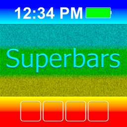 Superbars: create your own wallpapers