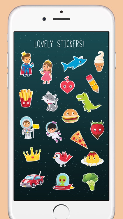 Typic Kids - Stickers for Photos screenshot-4