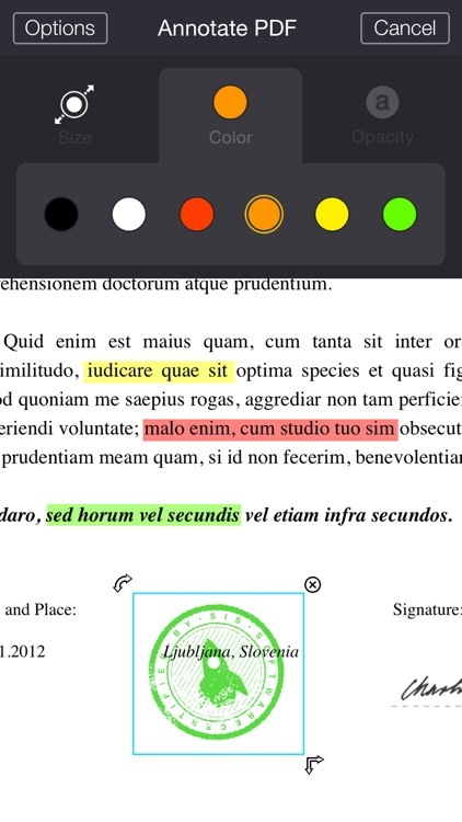My Scans PRO, best document scanner app screenshot-3