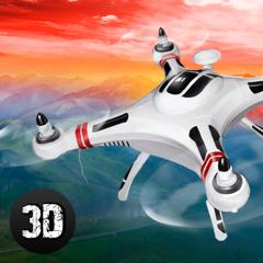 Quadcopter Drone Flight Simulator 3D Full