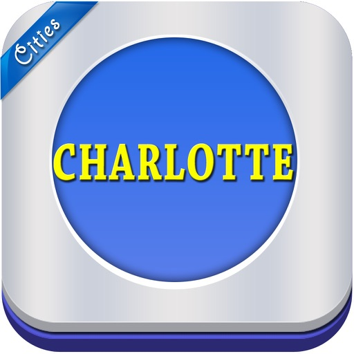 Charlotte Offline Map Travel Guide