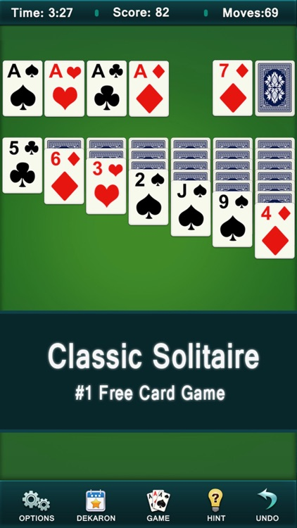 Solitaire Free - Classic Klondike