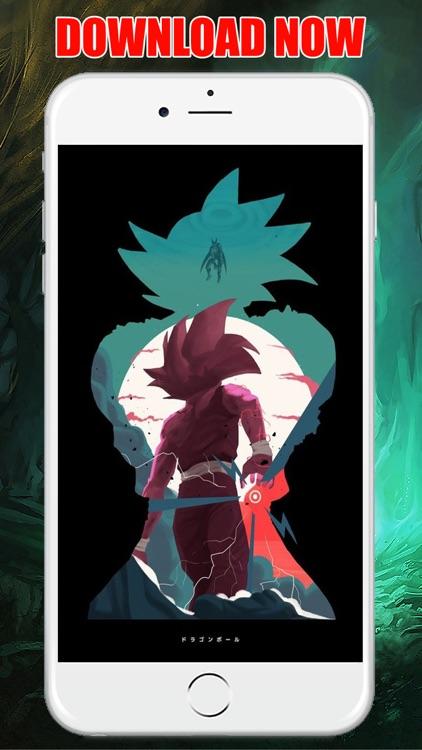 Wallpapers  for Dragon Ball Z Super Saiyan Edition