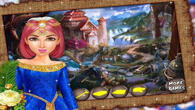 Brave Queen - Free Hidden Objects game for kids screenshot-3