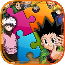 "Jigsaw Manga Puzzle Cartoon ""for Hunter x Hunter """