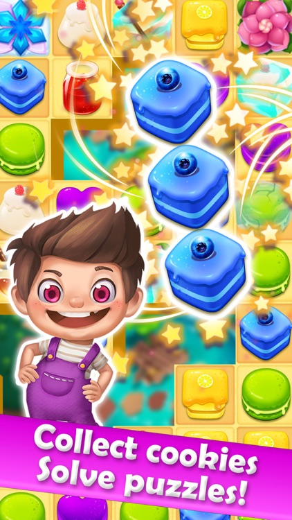 Jelly Heroes Mania - Candy Match 3 Game