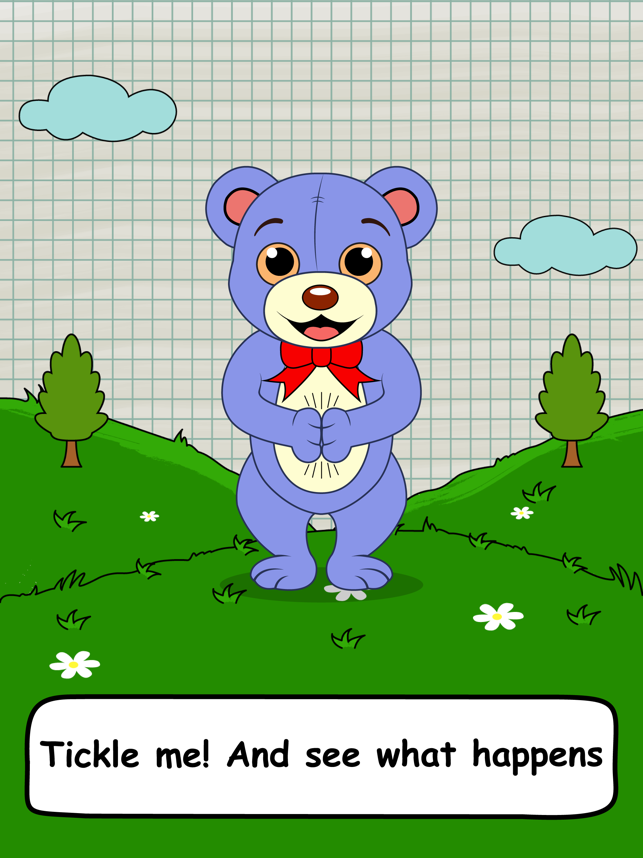 ‎Giggling Time- Touch & Laugh Screenshot
