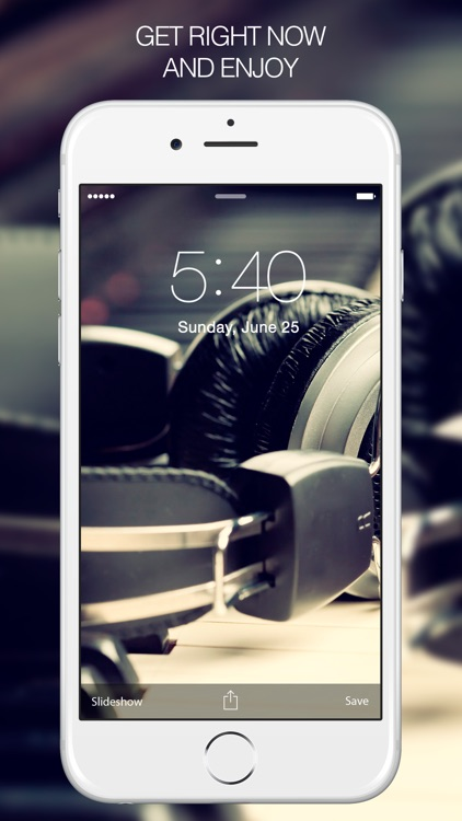 Music Wallpapers – Music Wall Art & Music Posters screenshot-4