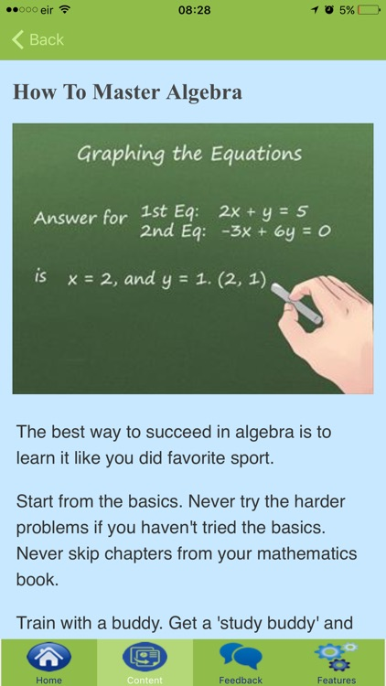 How To Learn Algebra
