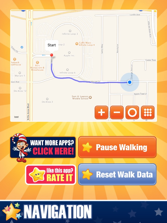 Route Map Trip Tracker and