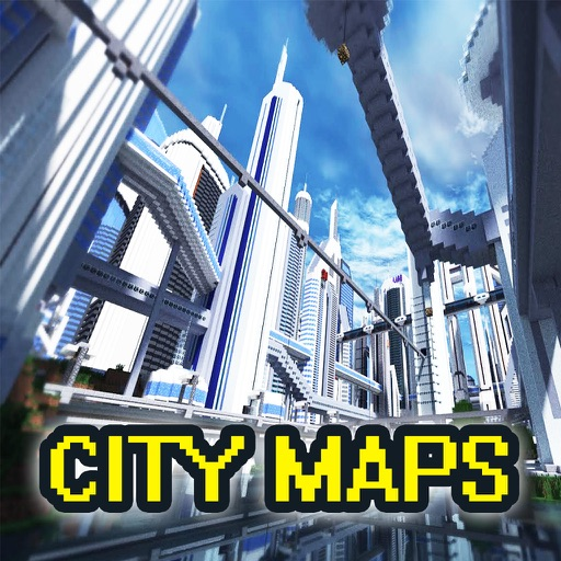Best City Maps Pro for Minecraft PE Pocket Edition