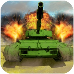 Desert Tank Shooting