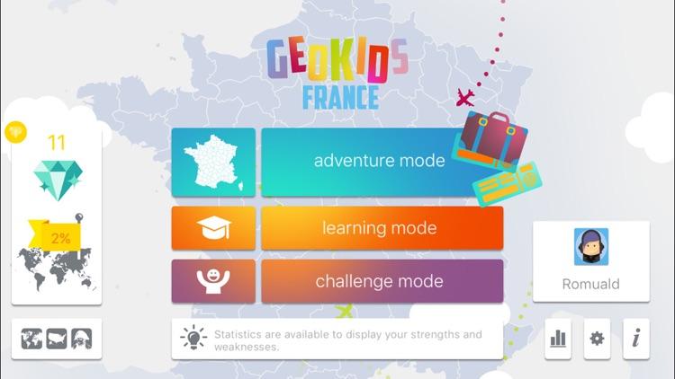 GeoKids France screenshot-0
