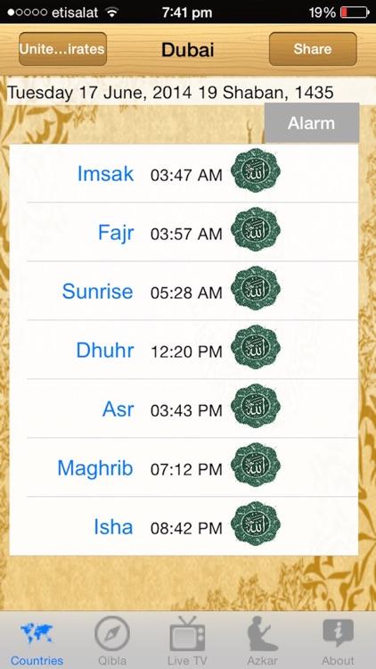 World Prayer Time PRO