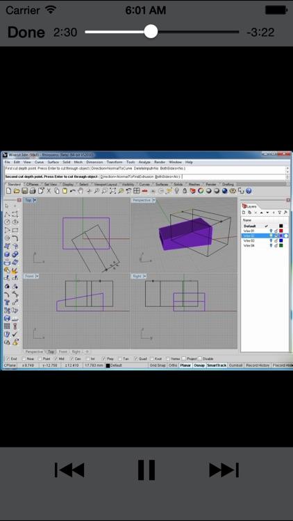 LearnFor Rhino3D screenshot-3