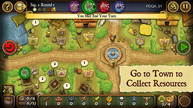Agricola Screenshot