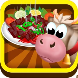 Steak maker – Little chef barbecue cooking game