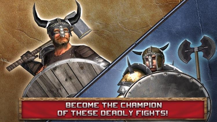 Immortal Gladiator Fighting Arena 3D Full screenshot-3