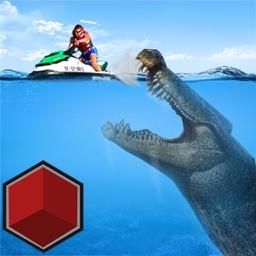 wild crocodile attack simulator:Adventure 3D